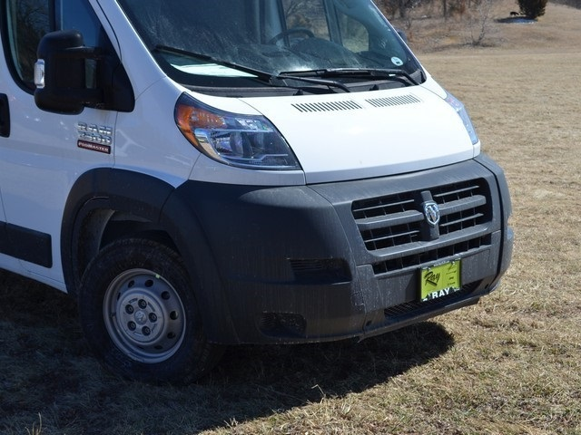 2018 ProMaster 2500 High Roof,  Empty Cargo Van #R1412 - photo 3