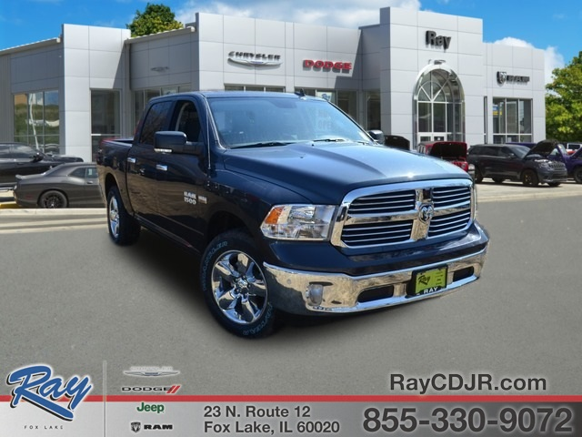 2018 Ram 1500 Crew Cab 4x4,  Pickup #R1417 - photo 1
