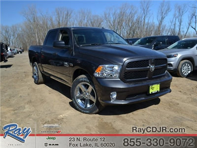 2018 Ram 1500 Crew Cab 4x4,  Pickup #R1419 - photo 1