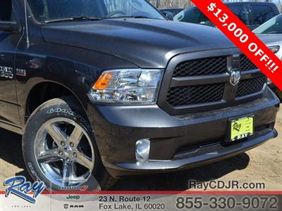 2018 Ram 1500 Crew Cab 4x4,  Pickup #R1419 - photo 5