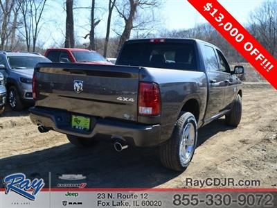 2018 Ram 1500 Crew Cab 4x4,  Pickup #R1419 - photo 7