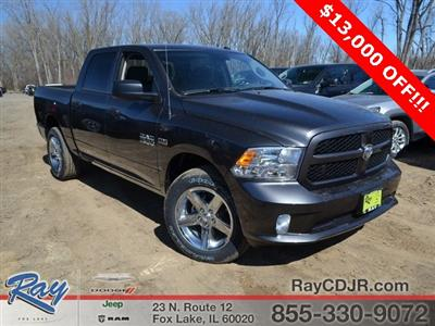 2018 Ram 1500 Crew Cab 4x4,  Pickup #R1419 - photo 9