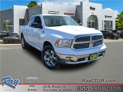 2018 Ram 1500 Quad Cab 4x4, Pickup #R1439 - photo 1