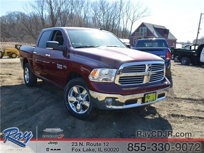 2018 Ram 1500 Crew Cab 4x4, Pickup #R1448 - photo 1