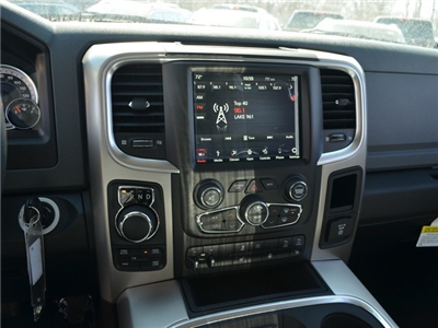 2018 Ram 1500 Quad Cab 4x4, Pickup #R1449 - photo 22
