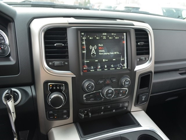 2018 Ram 1500 Crew Cab 4x4,  Pickup #R1456 - photo 21