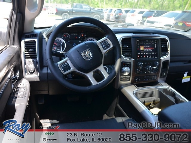 2018 Ram 1500 Crew Cab 4x4,  Pickup #R1465 - photo 16