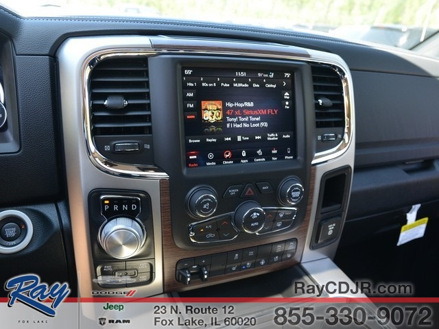 2018 Ram 1500 Crew Cab 4x4,  Pickup #R1465 - photo 26