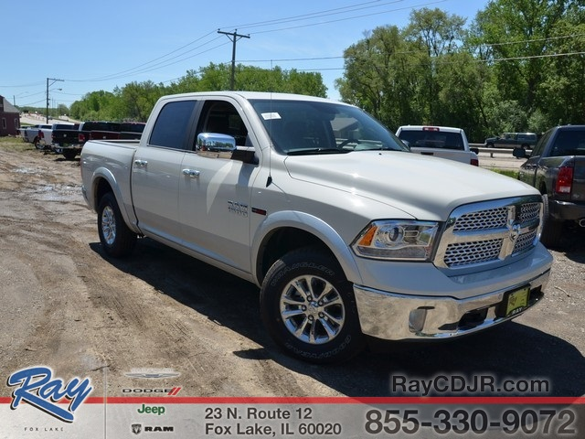2018 Ram 1500 Crew Cab 4x4,  Pickup #R1465 - photo 4