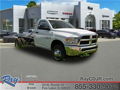 2018 Ram 3500 Regular Cab DRW 4x4,  Cab Chassis #R1510 - photo 1