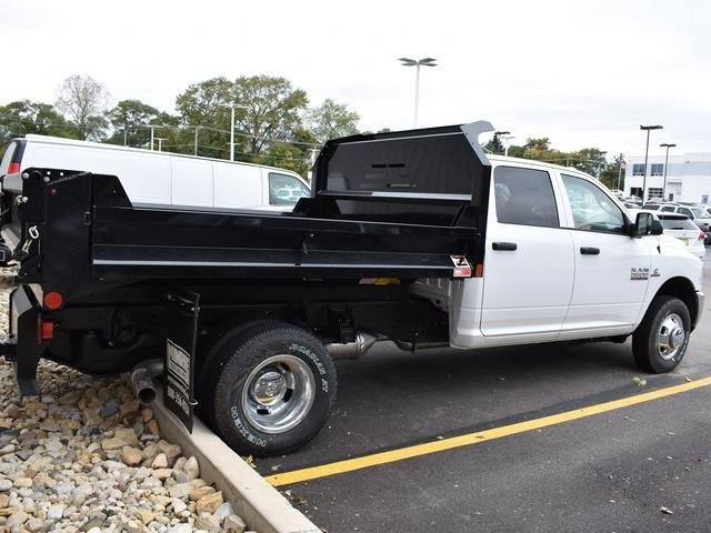 2018 Ram 3500 Crew Cab DRW 4x4,  Monroe Dump Body #R1563 - photo 2