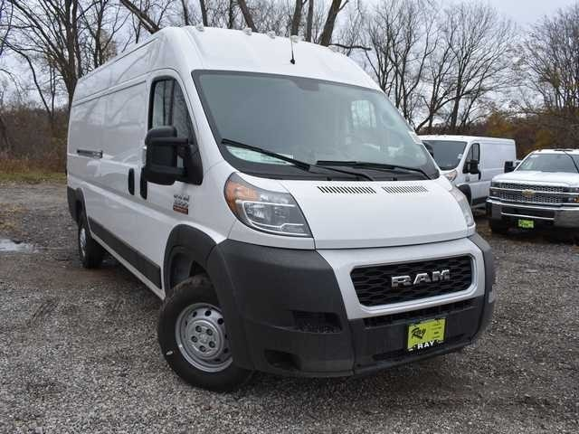2019 ProMaster 3500 High Roof FWD,  Empty Cargo Van #R1564 - photo 11
