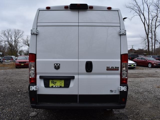 2019 ProMaster 3500 High Roof FWD,  Empty Cargo Van #R1564 - photo 5