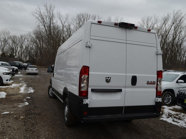 2019 ProMaster 3500 High Roof FWD,  Empty Cargo Van #R1575 - photo 8