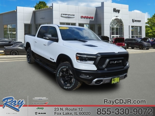 2019 Ram 1500 Crew Cab 4x4,  Pickup #R1583 - photo 1