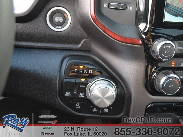 2019 Ram 1500 Crew Cab 4x4,  Pickup #R1583 - photo 28