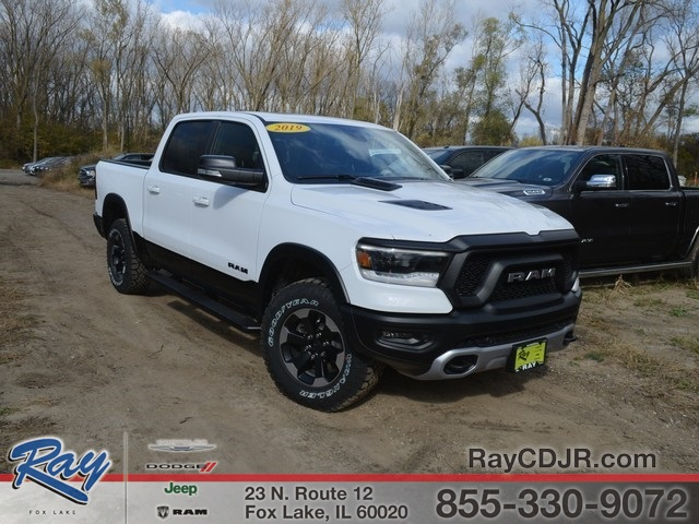 2019 Ram 1500 Crew Cab 4x4,  Pickup #R1583 - photo 4