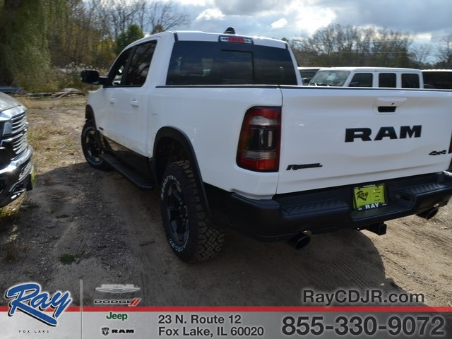 2019 Ram 1500 Crew Cab 4x4,  Pickup #R1583 - photo 8