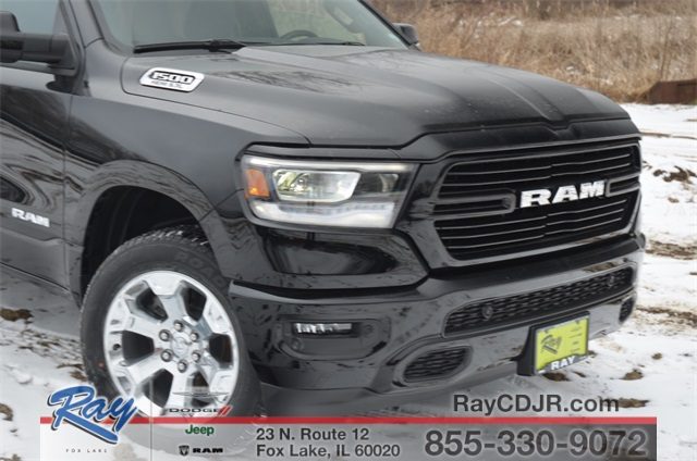 2019 Ram 1500 Crew Cab 4x4,  Pickup #R1591 - photo 2