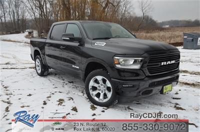 2019 Ram 1500 Crew Cab 4x4,  Pickup #R1591 - photo 3