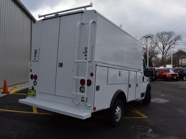 2018 ProMaster 3500 Standard Roof FWD,  Reading Service Utility Van #R1594 - photo 2
