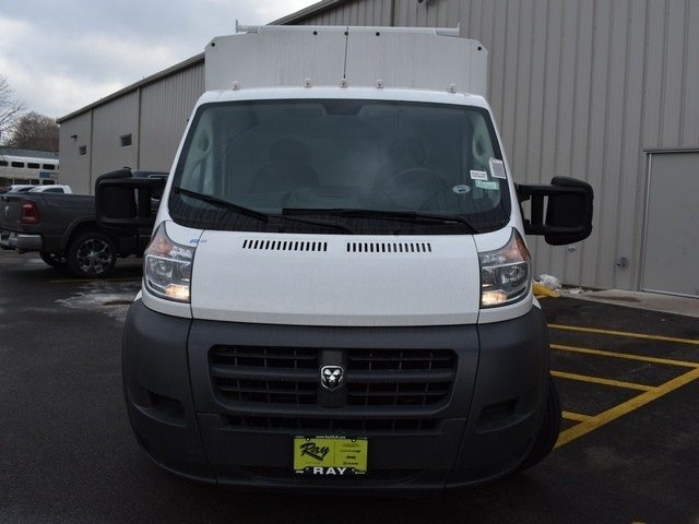 2018 ProMaster 3500 Standard Roof FWD,  Reading Service Utility Van #R1594 - photo 8