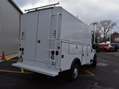2018 ProMaster 3500 Standard Roof FWD,  Reading Aluminum CSV Service Utility Van #R1594 - photo 2