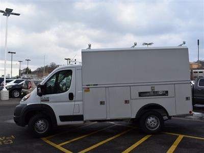 2018 ProMaster 3500 Standard Roof FWD,  Reading Aluminum CSV Service Utility Van #R1594 - photo 6