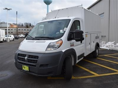 2018 ProMaster 3500 Standard Roof FWD,  Reading Aluminum CSV Service Utility Van #R1594 - photo 7