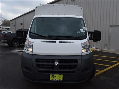 2018 ProMaster 3500 Standard Roof FWD,  Reading Aluminum CSV Service Utility Van #R1594 - photo 8