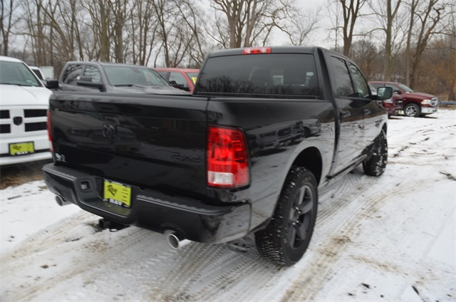 2019 Ram 1500 Crew Cab 4x4,  Pickup #R1595 - photo 5
