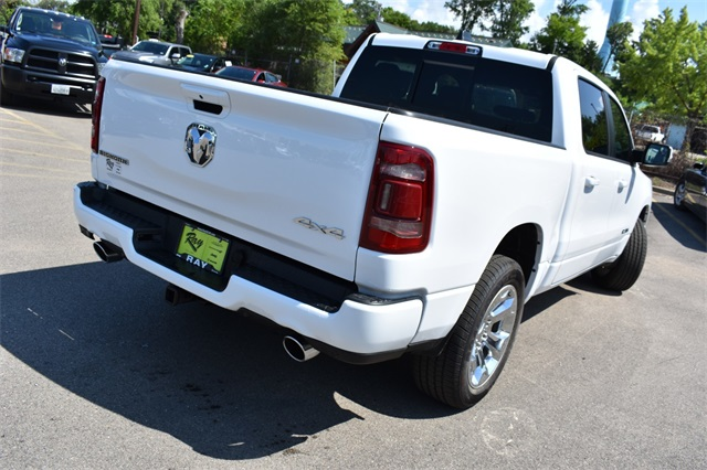 2019 Ram 1500 Crew Cab 4x4,  Pickup #R1605 - photo 4