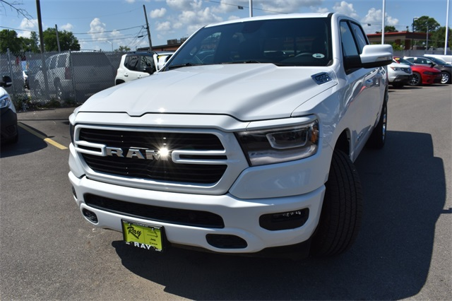 2019 Ram 1500 Crew Cab 4x4,  Pickup #R1605 - photo 9