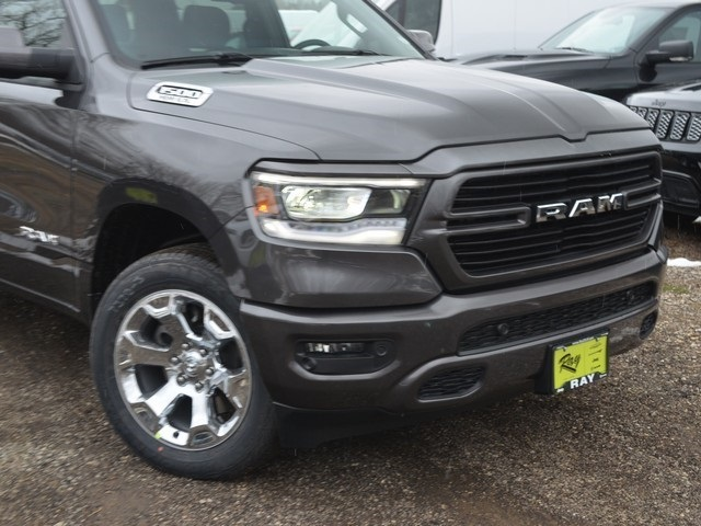 2019 Ram 1500 Crew Cab 4x4,  Pickup #R1608 - photo 3