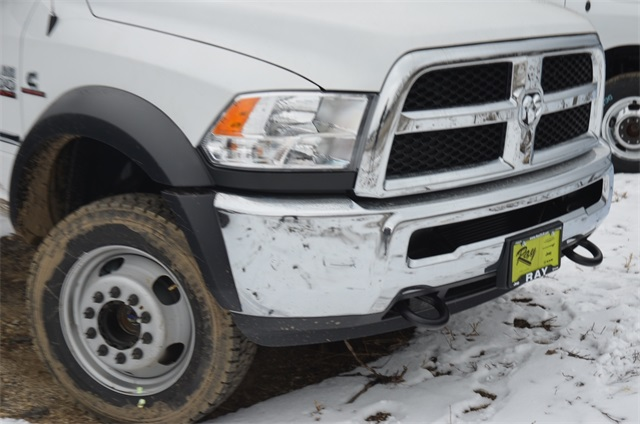 2018 Ram 5500 Regular Cab DRW 4x4,  Cab Chassis #R1642 - photo 2