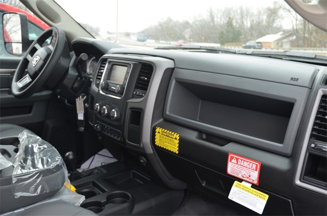 2018 Ram 3500 Regular Cab DRW 4x4,  Cab Chassis #R1651 - photo 13