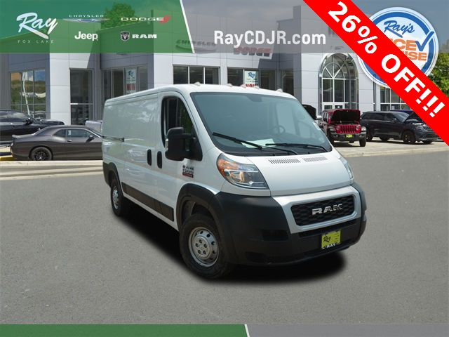 2019 ProMaster 1500 Standard Roof FWD, Empty Cargo Van #R1715 - photo 1