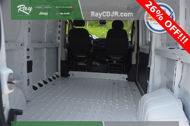 2019 ProMaster 1500 Standard Roof FWD, Empty Cargo Van #R1717 - photo 1