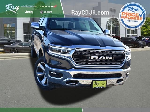 2020 Ram 1500 Crew Cab 4x4, Pickup #R1778 - photo 1