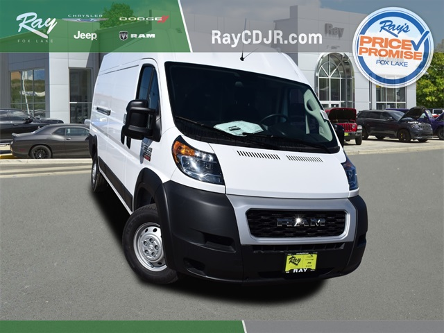 2020 ProMaster 3500 High Roof FWD, Empty Cargo Van #R1825 - photo 1