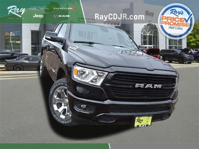 2020 Ram 1500 Quad Cab 4x4, Pickup #R1834 - photo 1