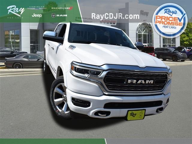 2020 Ram 1500 Crew Cab 4x4, Pickup #R1857 - photo 1