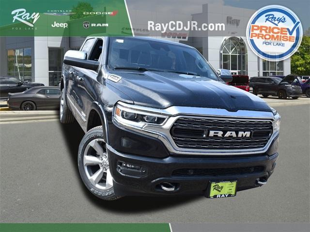 2020 Ram 1500 Crew Cab 4x4, Pickup #R1858 - photo 1