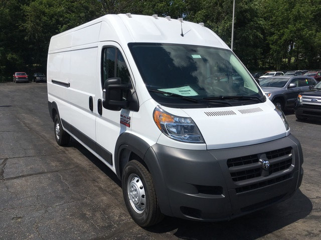 2017 ProMaster 2500 High Roof Cargo Van #17272 - photo 5