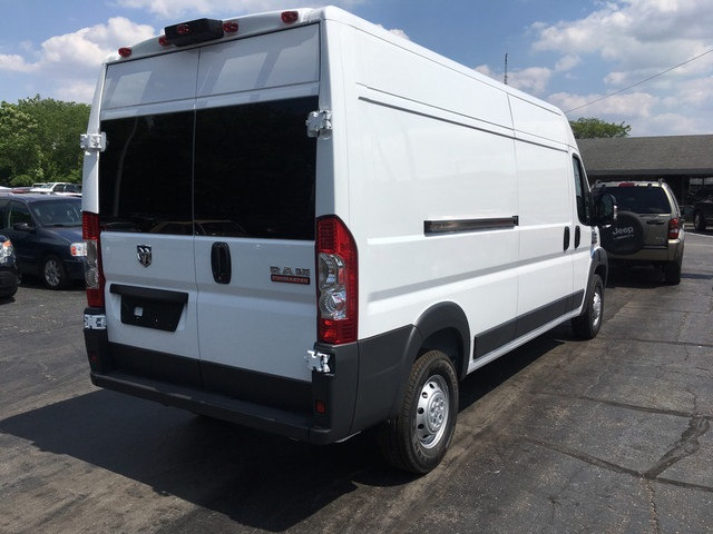 2017 ProMaster 2500 High Roof Cargo Van #17272 - photo 4
