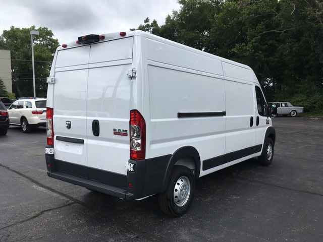 2017 ProMaster 2500 High Roof Cargo Van #17329 - photo 4