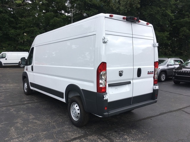 2017 ProMaster 2500 High Roof Cargo Van #17329 - photo 2