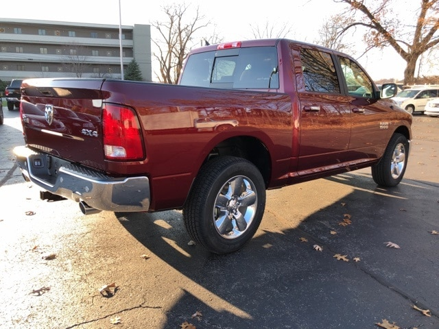 2017 Ram 1500 Crew Cab 4x4, Pickup #17353 - photo 5
