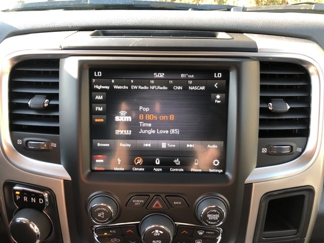 2018 Ram 1500 Crew Cab 4x4, Pickup #18015 - photo 12