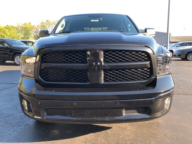 2018 Ram 1500 Crew Cab 4x4, Pickup #18015 - photo 8